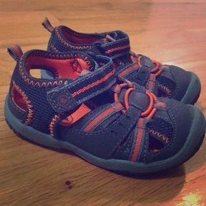 Stride Rite baby boy sandal shoes